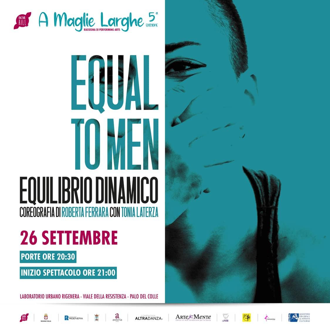 Equal To Men